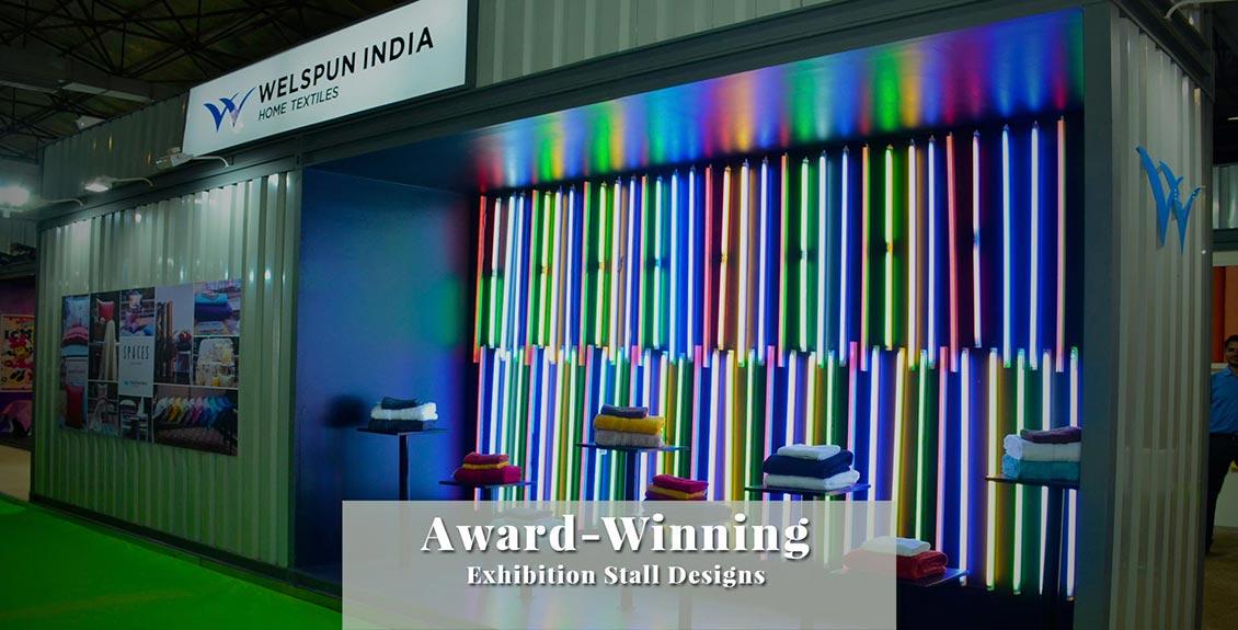 Award Winning Exhibition Stall Design