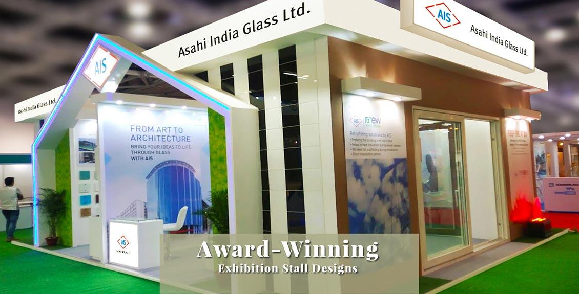Awad Winning Exhibition Stall Design