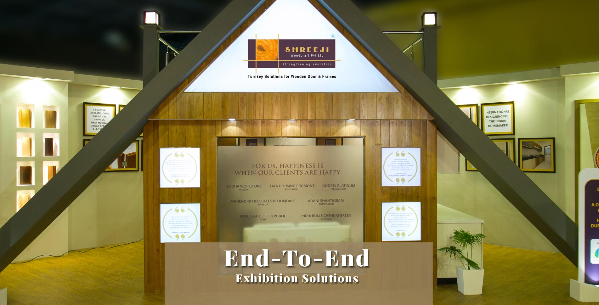 End To End Exhibition Solutions