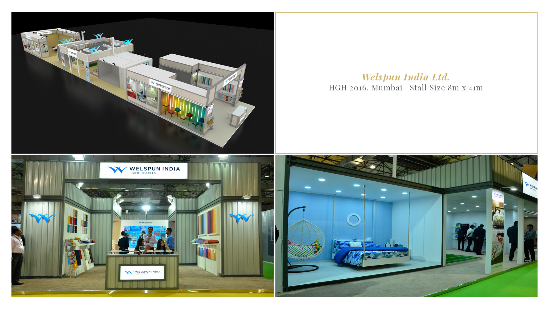 Exhibition Stall Manufacturer In Gujarat : Leading exhibition stall booth designs fabrication in