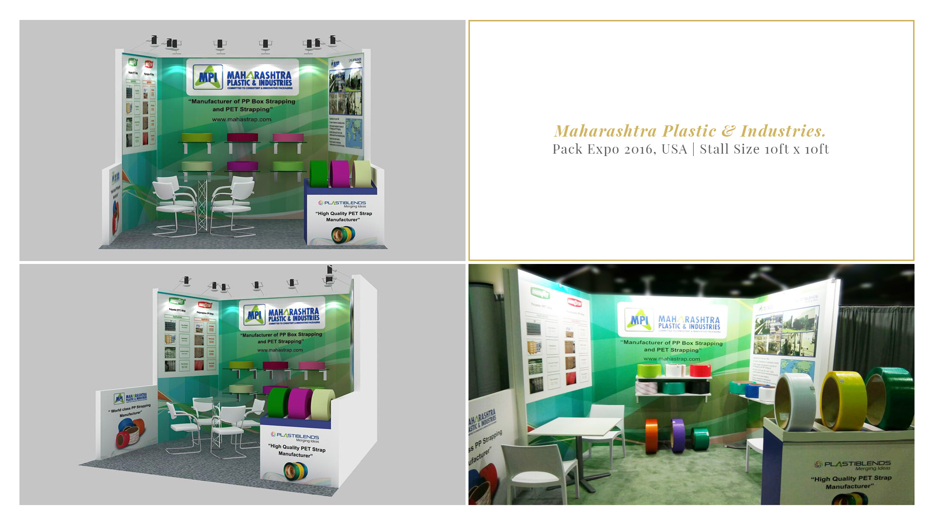 Exhibition Booth Number : Leading exhibition stall booth designs fabrication in