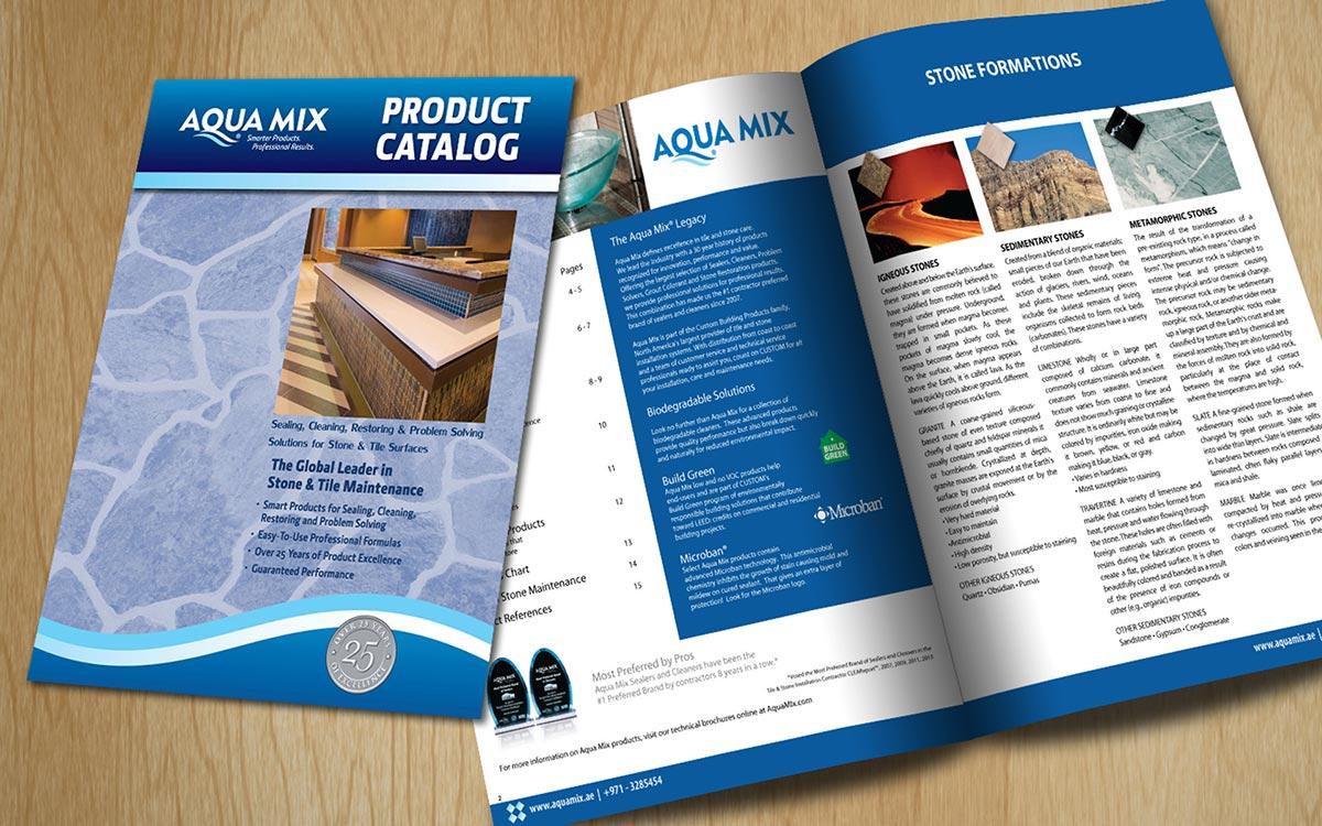 vasant creative brochures