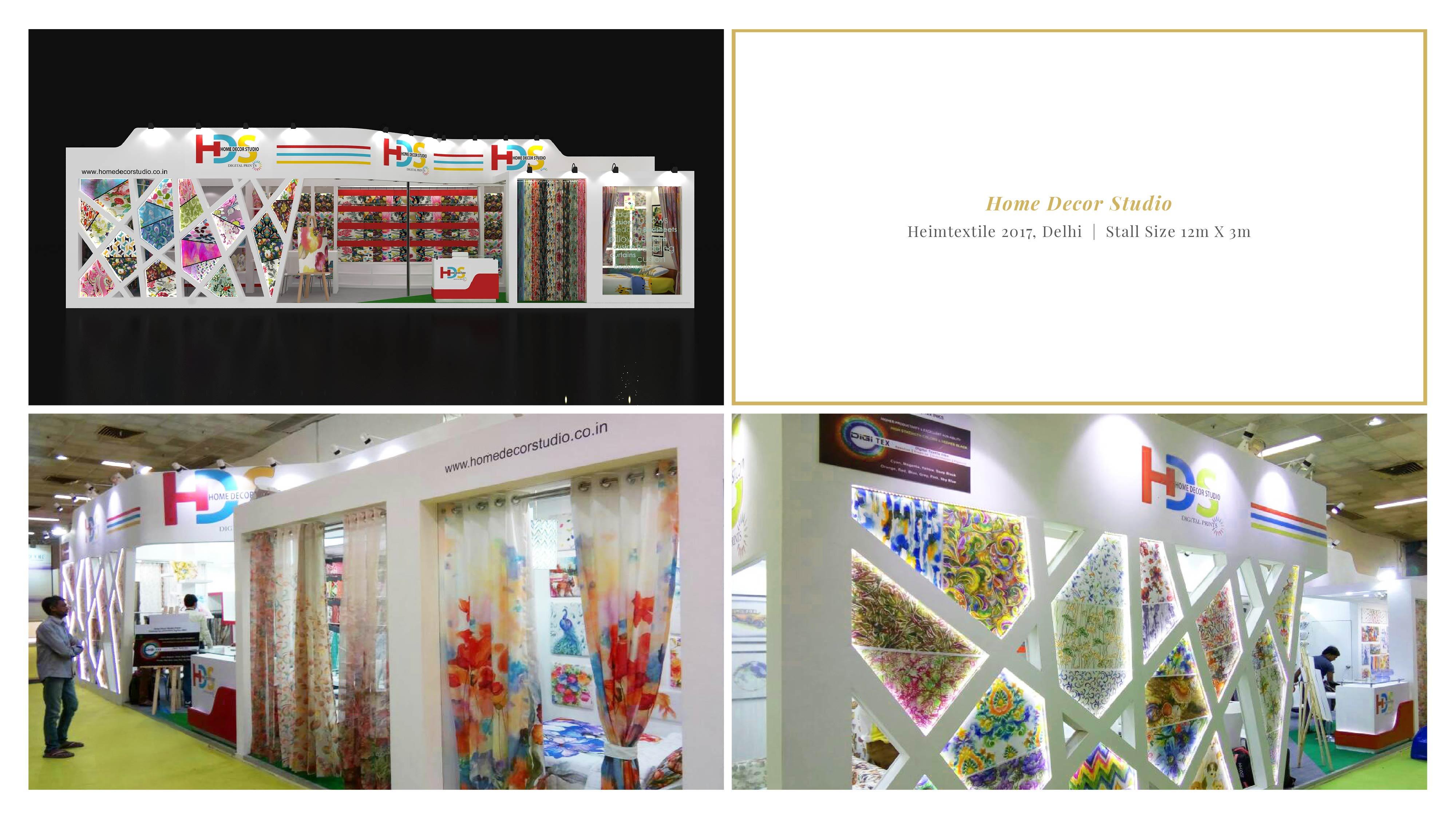 Home Decor Studio - Heimtextile 2017, Delhi